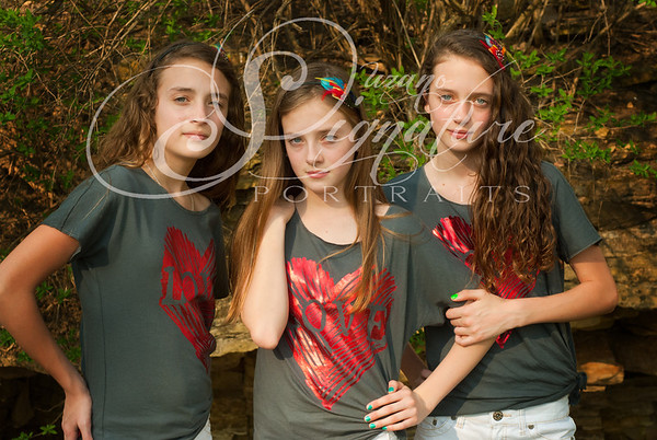 Rumple Triplets