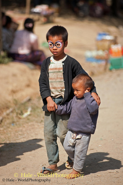 His Brother's Keeper, Lanten New Years Festival in Ban Pakha, Laos