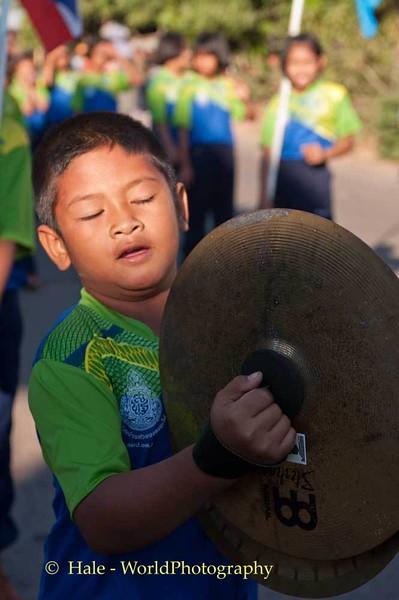 Cymbal Player II