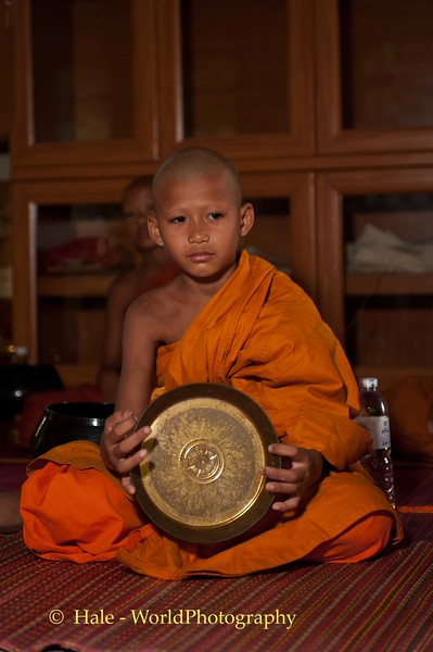 Theravada Buddhist Samanara