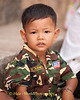 Everyone Loves A Boy In A Uniform, Tahsang Village, Isaan Region of Thailand