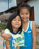 Lao Loum Children - Friends - Tahsang Village, Isaan Region Thailand
