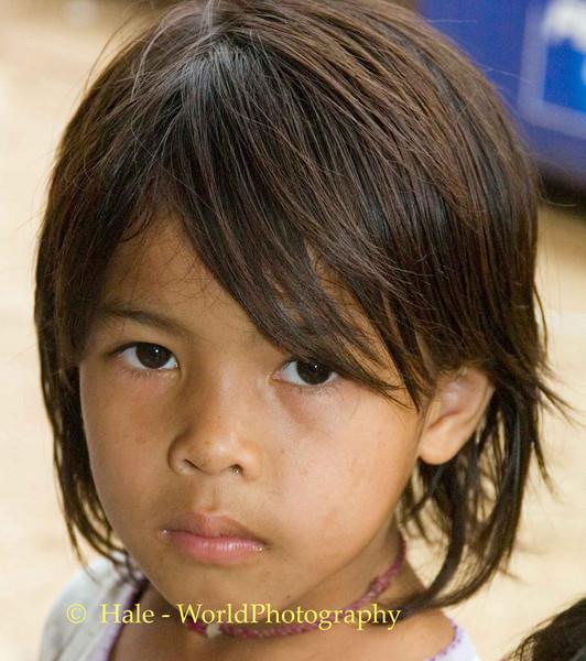 Young Shan Girl, Maehongson Thailand
