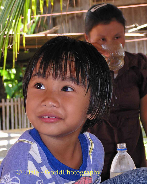 Tahsang Village Child, Thailand