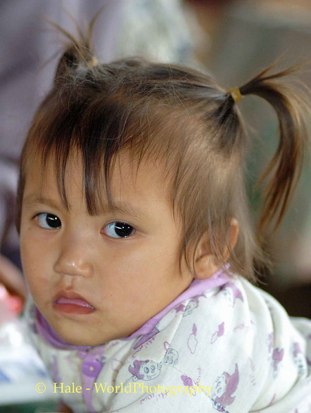 Young Lao Girl in