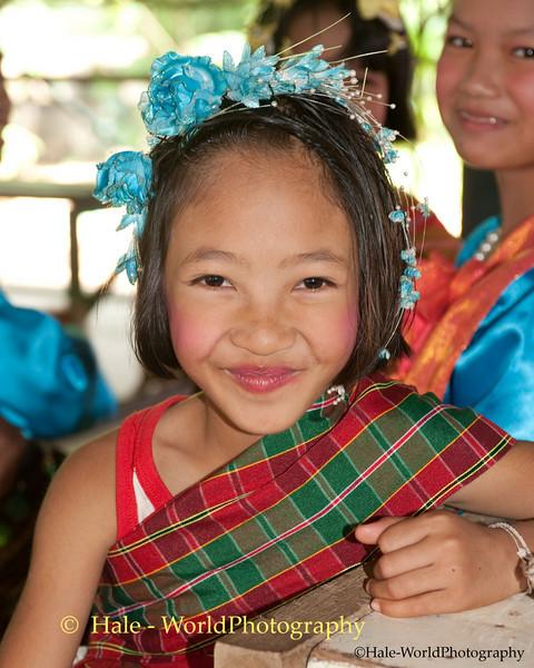 Young Student Performer In Kok Sa-nga King Cobra Village