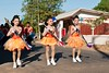 Thasang Village Elementary School Majorettes