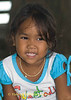 Moken (Sea Gypsy) Young Girl, Phuket Thailand