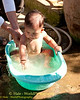 Peelawat Playing In His Bath Tub