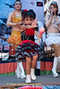 A Young Go-Go Dancer Performs at Mahlam Lao Show
