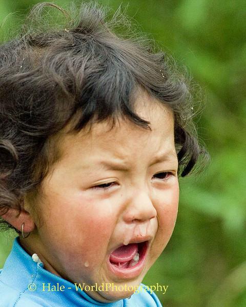 Crying For Momma - Sapa Vietnam