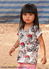 Young Girl of Kok Sa-nga King Cobra Village