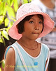 Young Isaan Girl At A Mahlam Lao Show