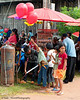 Lao Loum Children With Balloons