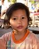 Vientiane Laos Restaurant Girl