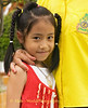 A Shy Granddaughter - Chiang Mai Thailand