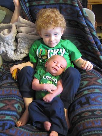 Ryder and Keegan