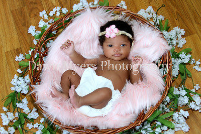 Rylee~1 Month Old