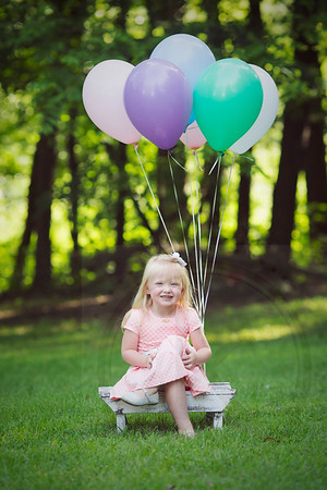 Ryleigh 3rd Birthday