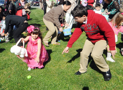 ST. KATHERINE DREXEL PARISH, EGG HARBOR TWP. NJ. -EASTER EGG HUNT-04/08/12