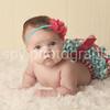 Sadie Lyne- 4 months :