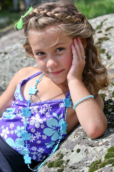 Sadie turns 6 August 31 2015