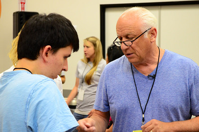 Joey Travolta's Inclusion Films Camp (2013)