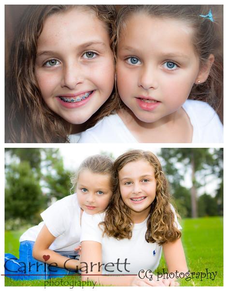 Sarah and cousins....