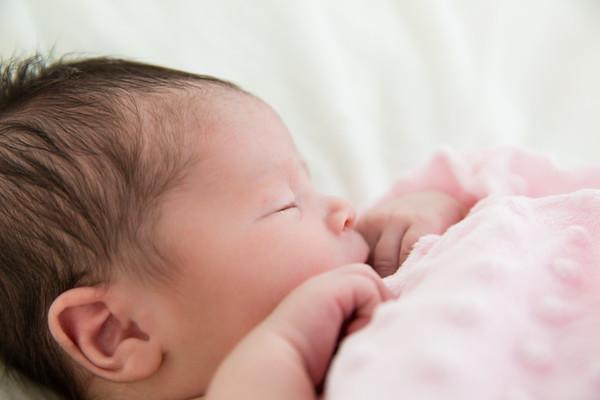 Savannah's Newborn Session