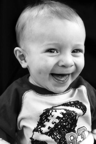 Sawyer at 1 Year