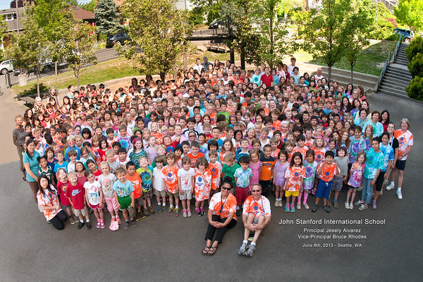 JSIS 2012-2013 All-School Photo