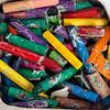 crayons 6