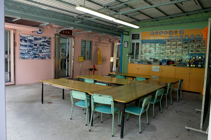 School hallway 3