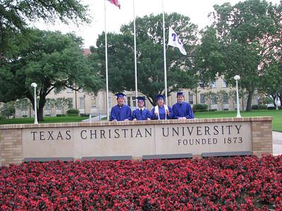 Scott Tcu Graduation