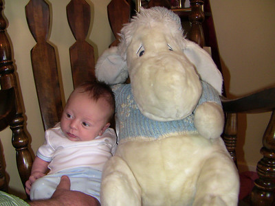 Seamus and Eeyore