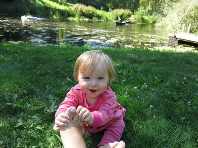 September 2014 Rowan 5 Years Caroline 8 Months