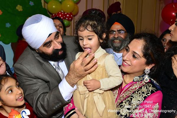 Sharnagat 2nd Birthday Party( 01.11.2014)