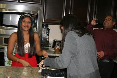 Shivi's Sweet 16 Birthday