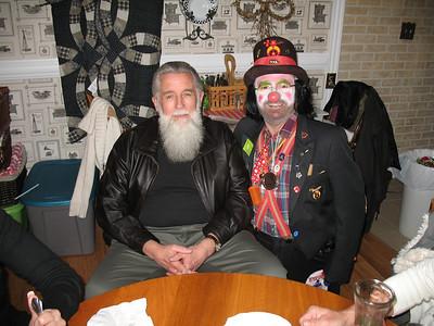 Shriners Clown Visit
