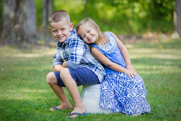 Wludyga Siblings 2015