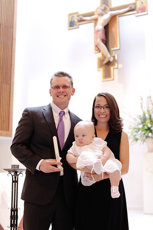 Reed's Baptism