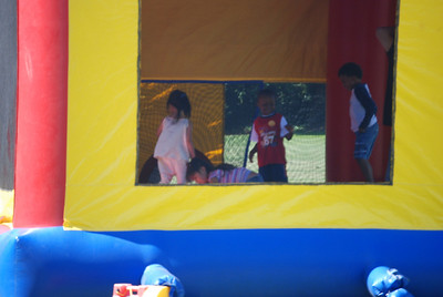 Slater Preschool Party: last day of summer school!  7/28/08
