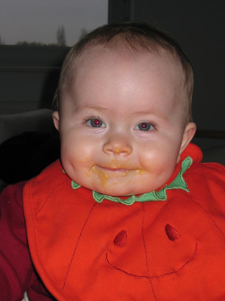 018 Our Little Pumpkin