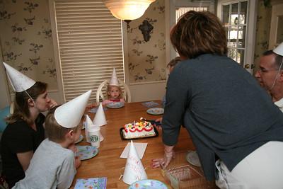 Sophia's Second Birthday