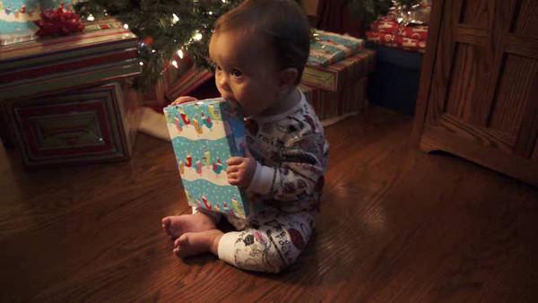 Testing a Christmas present.