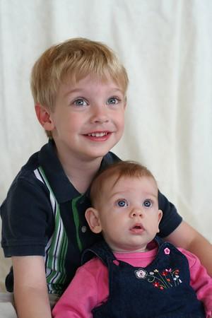 Spencer & Sophia