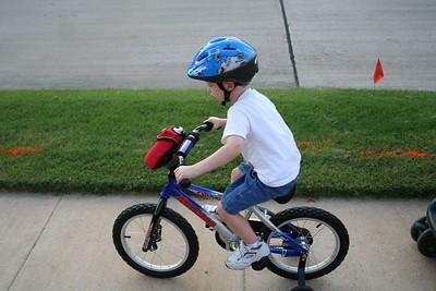 Spencer's New Bike