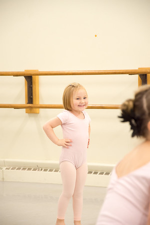 Spring Kids at the Canton Ballet