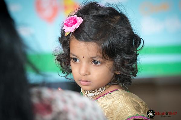 Srinika's 3rd Birthday (08.01.2015)