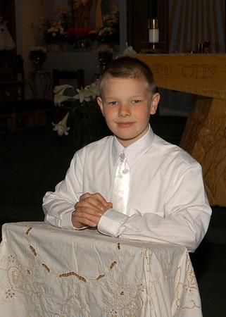 St. Mark's First Communion